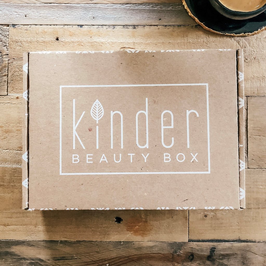 Your Ultimate Relaxation Kit Awaits: The March Kinder Beauty Box!