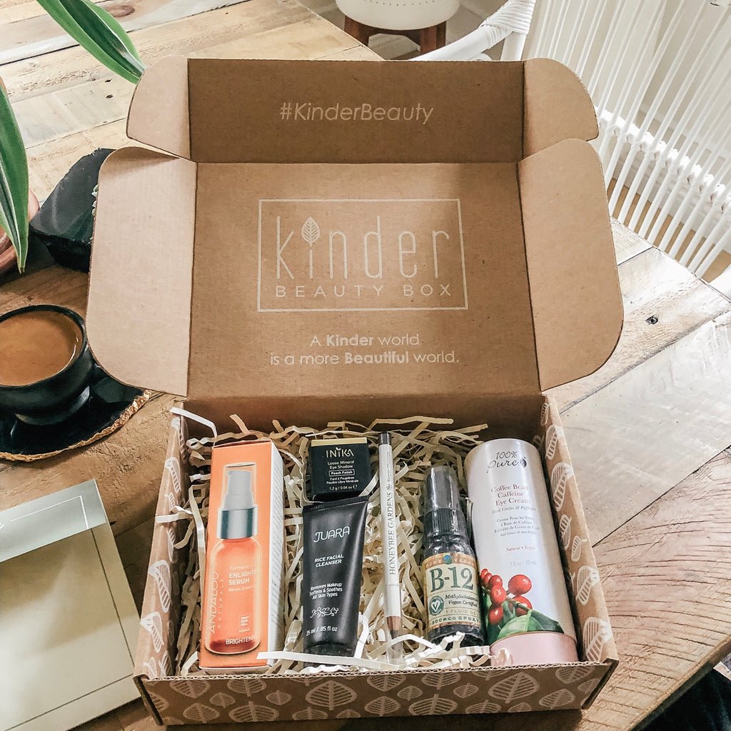 Kinder Beauty: The January Box, Revealed!