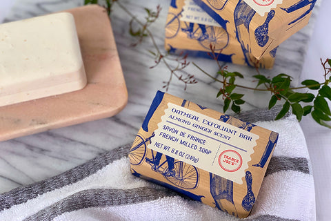 Trader Joe's Oatmeal Exfoliant Bar