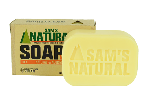 Sam's Natural Soap