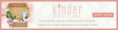 Get Kinder Beauty today!
