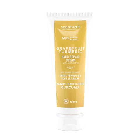 Scentuals/ Grapefruit Turmeric Hand Repair Cream (Retail Value $8.65)