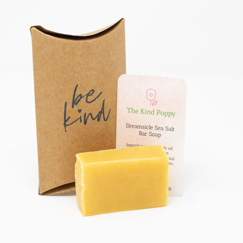 The Kind Poppy soap