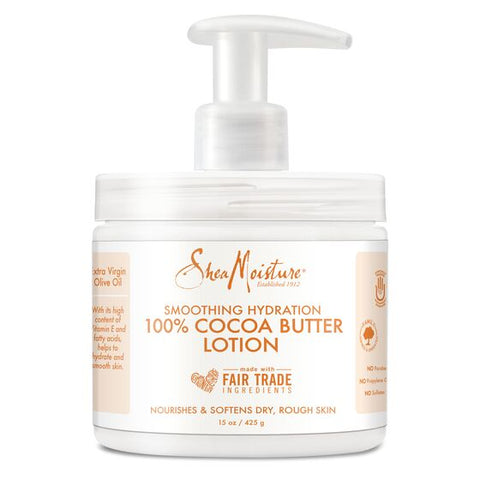 100% Cocoa Butter Lotion