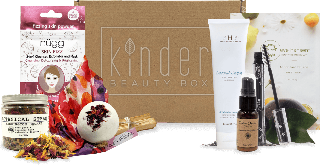 Kinder Beauty Mothers Day Box