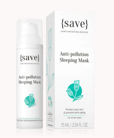 save skincare anti pollution kinder beauty