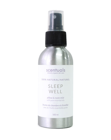 Sleep Mist Cruelty Free Vegan Pillow Spray Scentuals