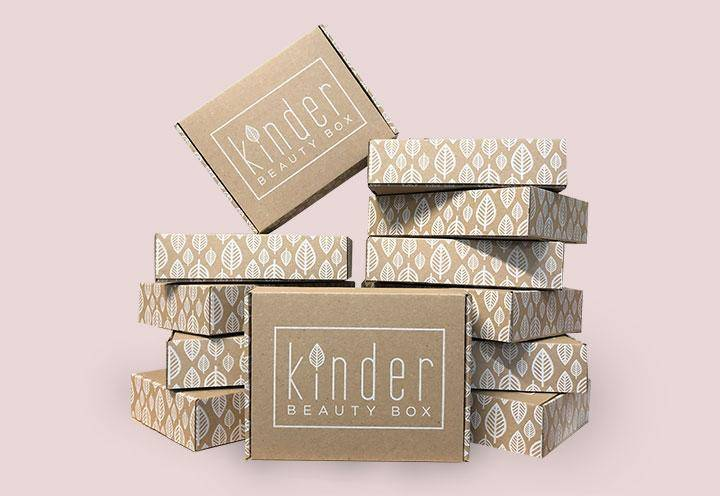 12-Month (GIFT) - Kinder Beauty Box