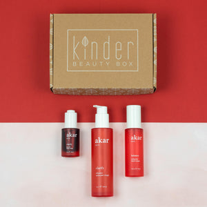 Akar Skin Collection - Kinder Beauty Box