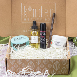 Kinder Beauty's Tulip Collection - Kinder Beauty Box