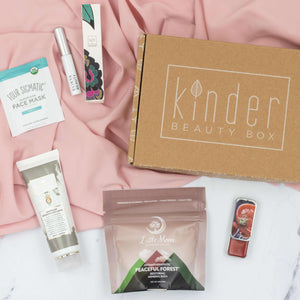 Kinder Beauty's Gardenia Collection