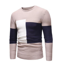 Load image into Gallery viewer, 2 Toned Fleece Sweater