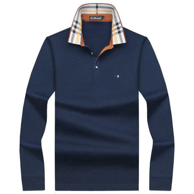 British Braun Collared Sweater