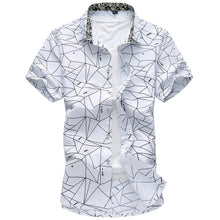 Load image into Gallery viewer, Geo Casual Shirt