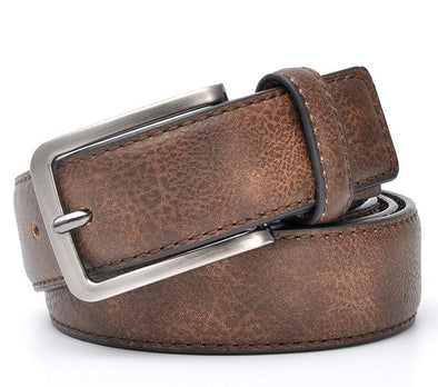 Rustic Fade Leather Belt