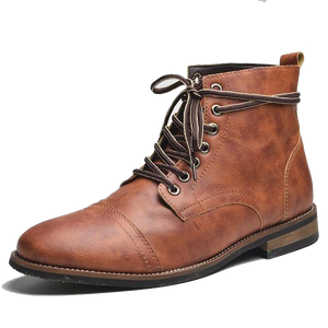 Draft Deer All Seasons Leather Boots