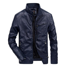 Load image into Gallery viewer, Mountain Ranger Leather Jacket