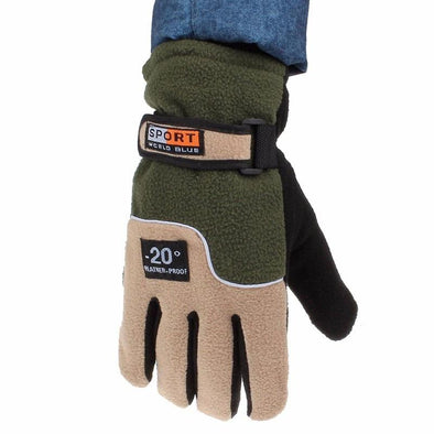 Pro Insulation Winter Gloves