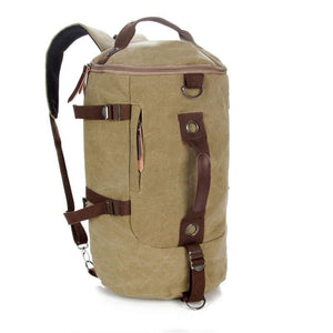 Marksmen Bucket Duffel Bag