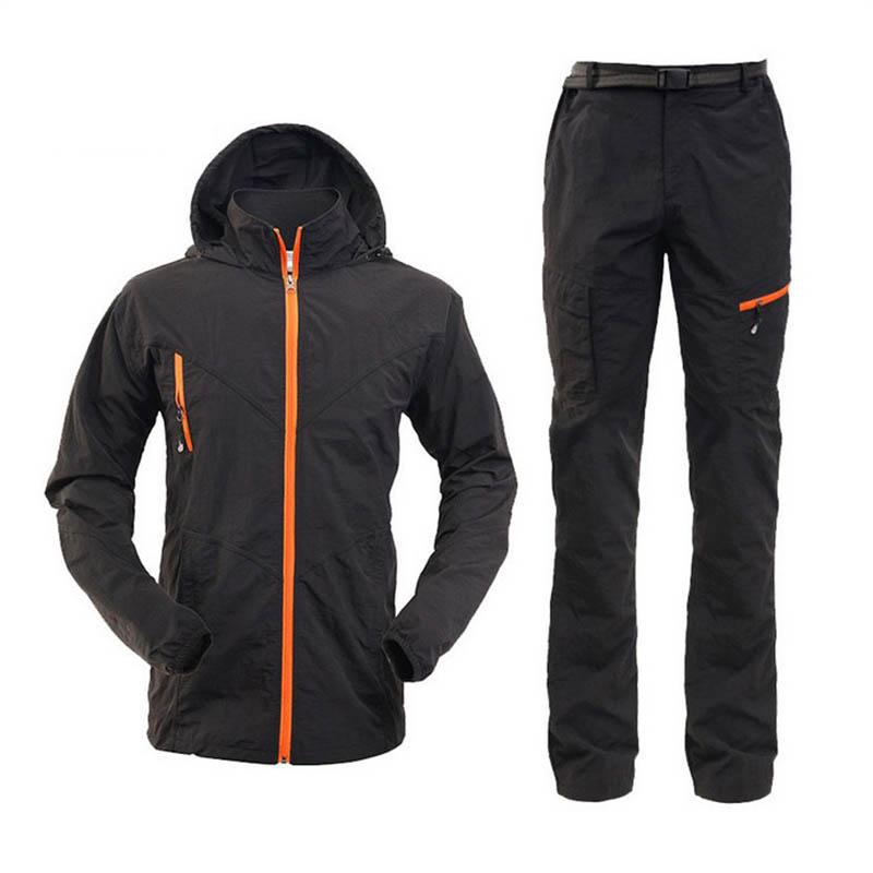 Snoqualmie Summit Coat & Pants