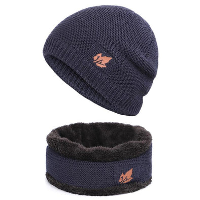 Maple Leaf Winter Band & Beanie