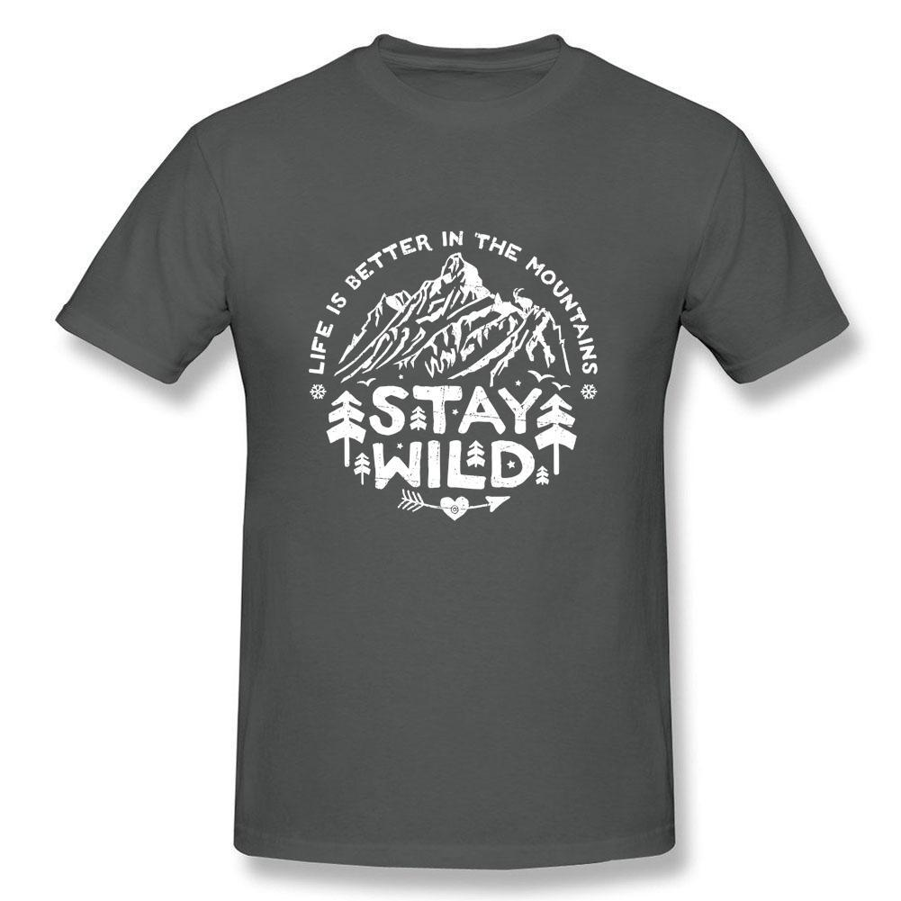 Stay Wild Casual Shirt