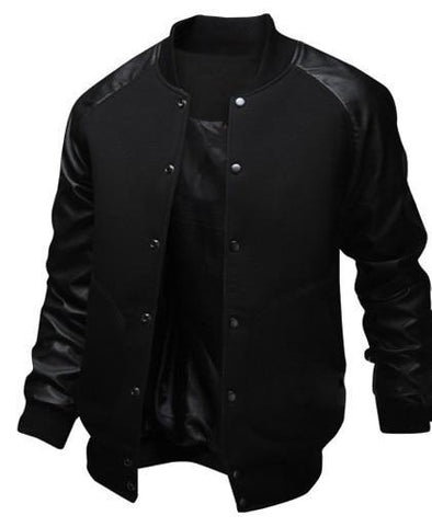 Obsidian Button Down Jacket