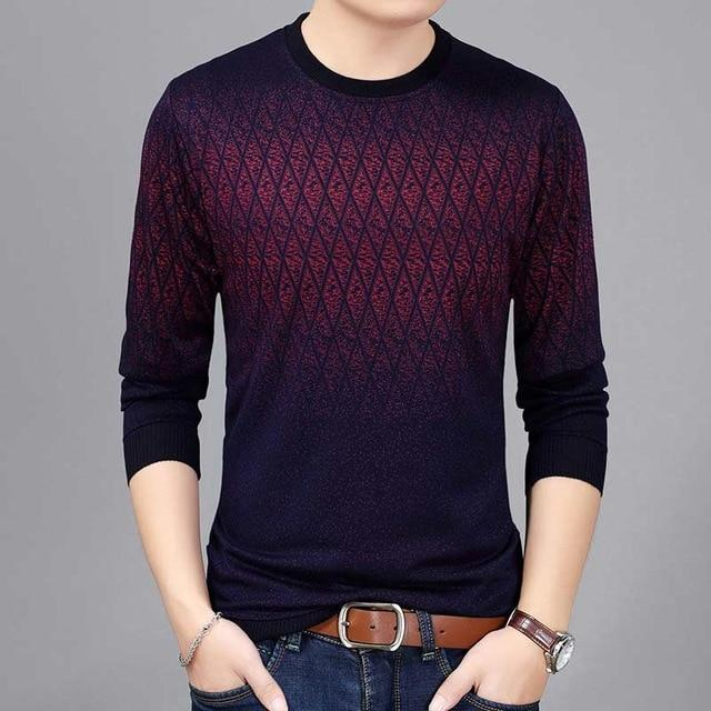 Huckleberry Gold Casual Sweater