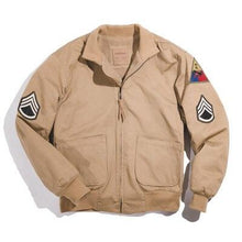 Load image into Gallery viewer, Flight Engineer Bomber Jacket