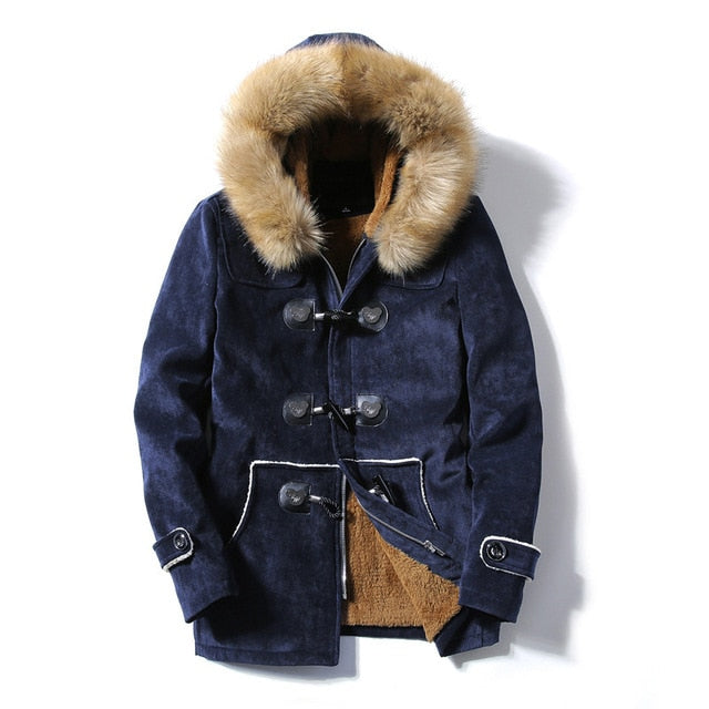 Rugged Eskimo Parka