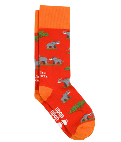 Save The Animals Sock Pack (6 Pairs)