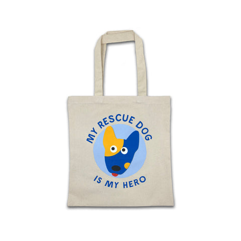 The Dodo x NBC Rescue Dog Tote