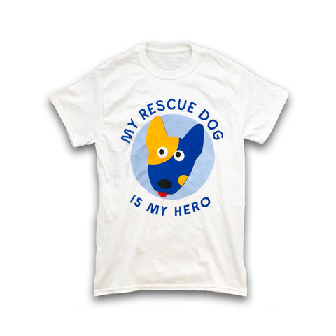 The Dodo x NBC Rescue Dog Tee