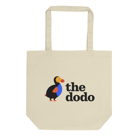 The Dodo Logo Tote Bag