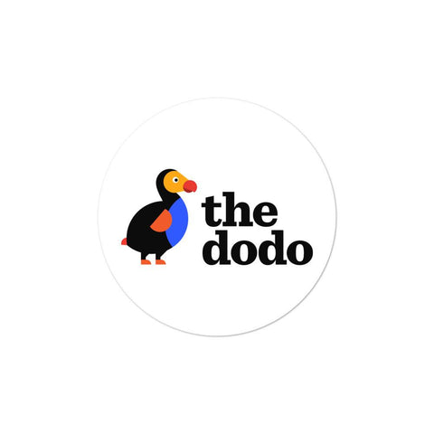 The Dodo Sticker