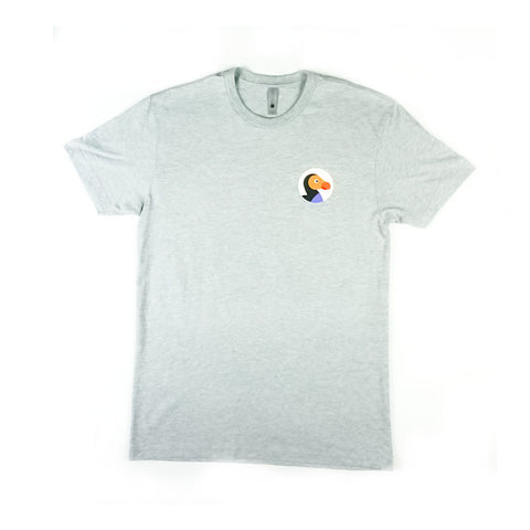 Pocket Circle Logo Tee