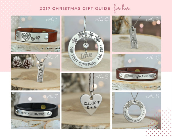 2017 Christmas Gift Guide for Her