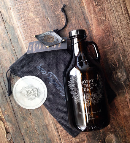 Hoppy Father's Day Growler