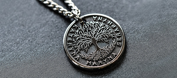 Mens Unique Custom Made Engraved Jewelry & Gifts