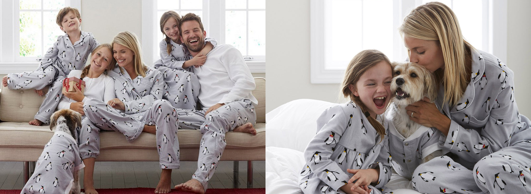 Family and Pet Pajamas