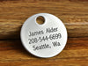 CUSTOM ORDER : Pet ID Tag