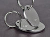 Artisan Mountain Dog ID Tag, Stainless Steel