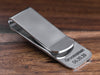 Real Handwriting Money Clip - Stainless Steel