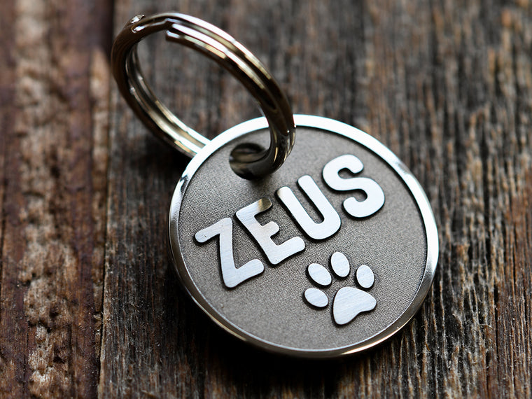 Tough Tag - Premium Dog ID Tag