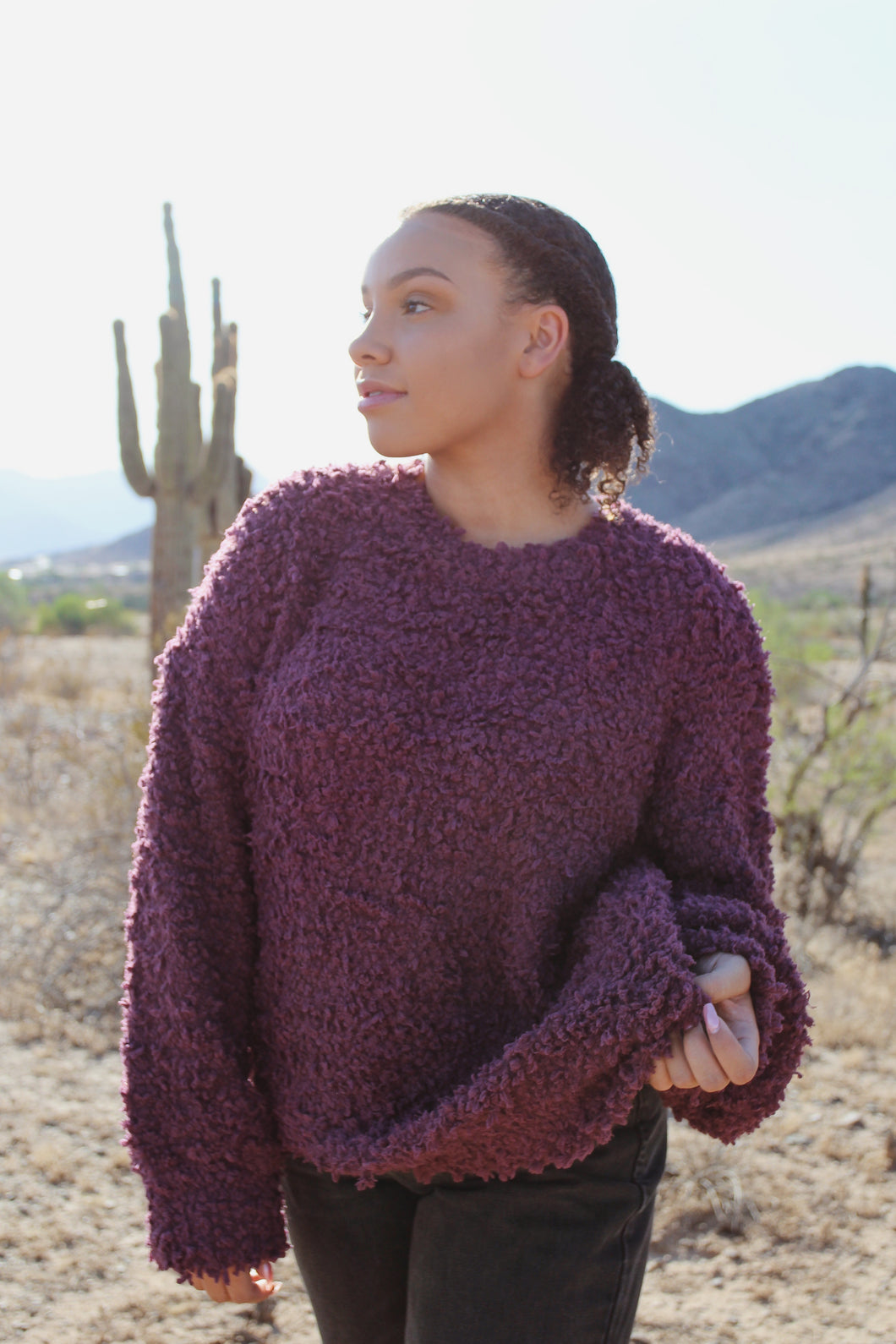 Sugarplum Sweater