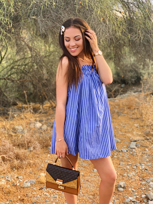Kenzie Striped Dress