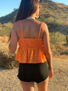 The Clementine Top