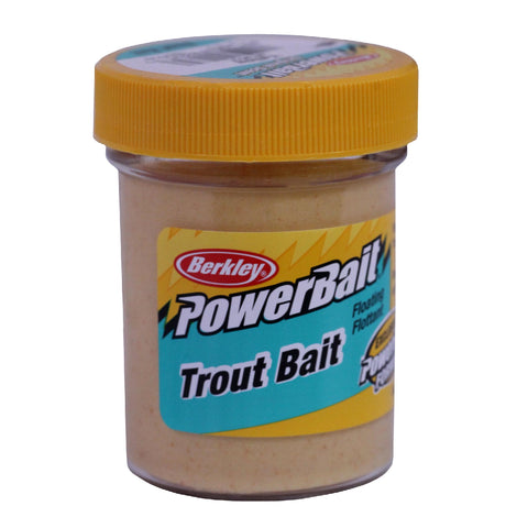 PowerBait Trout Dough Bait - Yellow