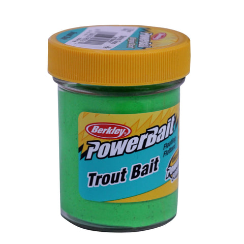 PowerBait Trout Dough Bait - Spring Green