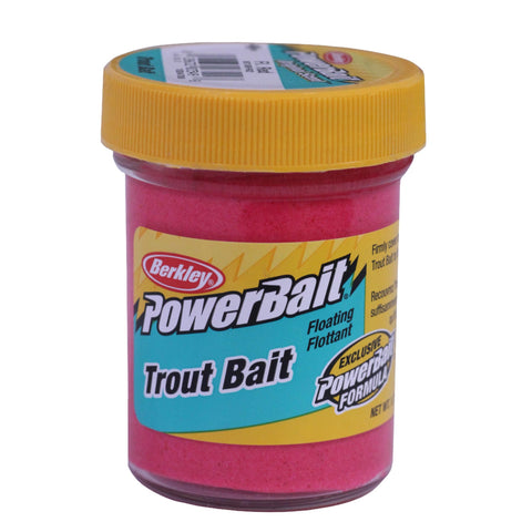 PowerBait Trout Dough Bait - Floral Red
